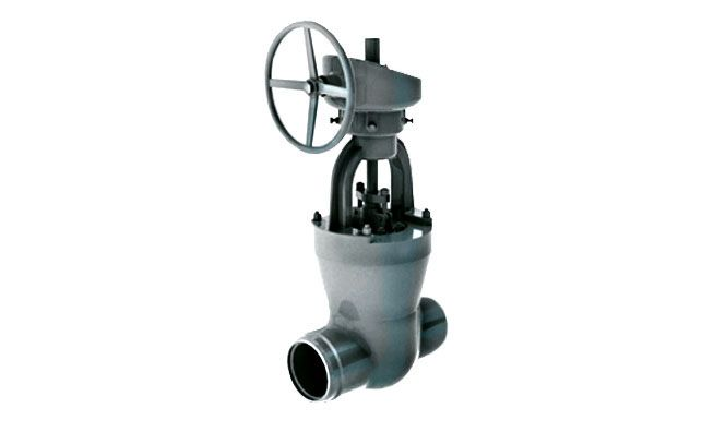 885-225-КЗ gate valve on a high pressure|Picture