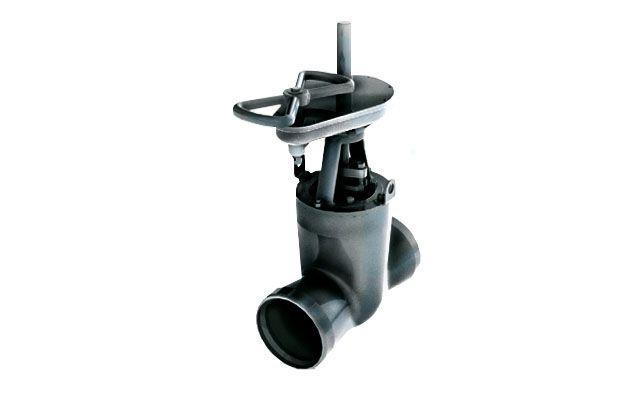 Gate valve 2c-26-1 on medium parameters| Picture