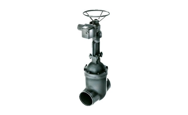 850-450-Э gate valve on a high pressure|Picture