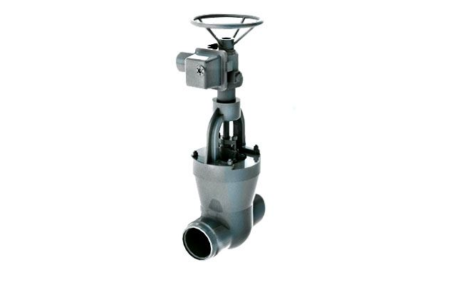 1012-150-Э gate valve on a high pressure|Picture